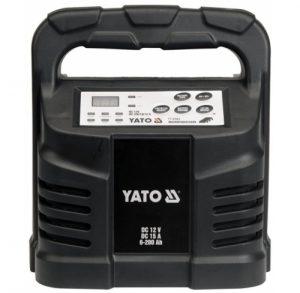 Cargador de baterías para coches de 12v 15 a