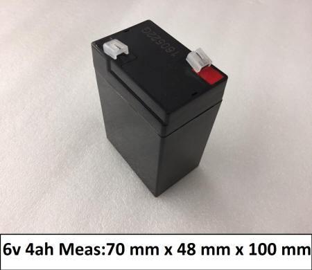 9235a1b63 Baterías para coches eléctricos de niños. Baterías auto infantil