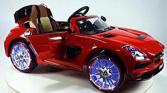 Mercedes SLS Rojo 12V