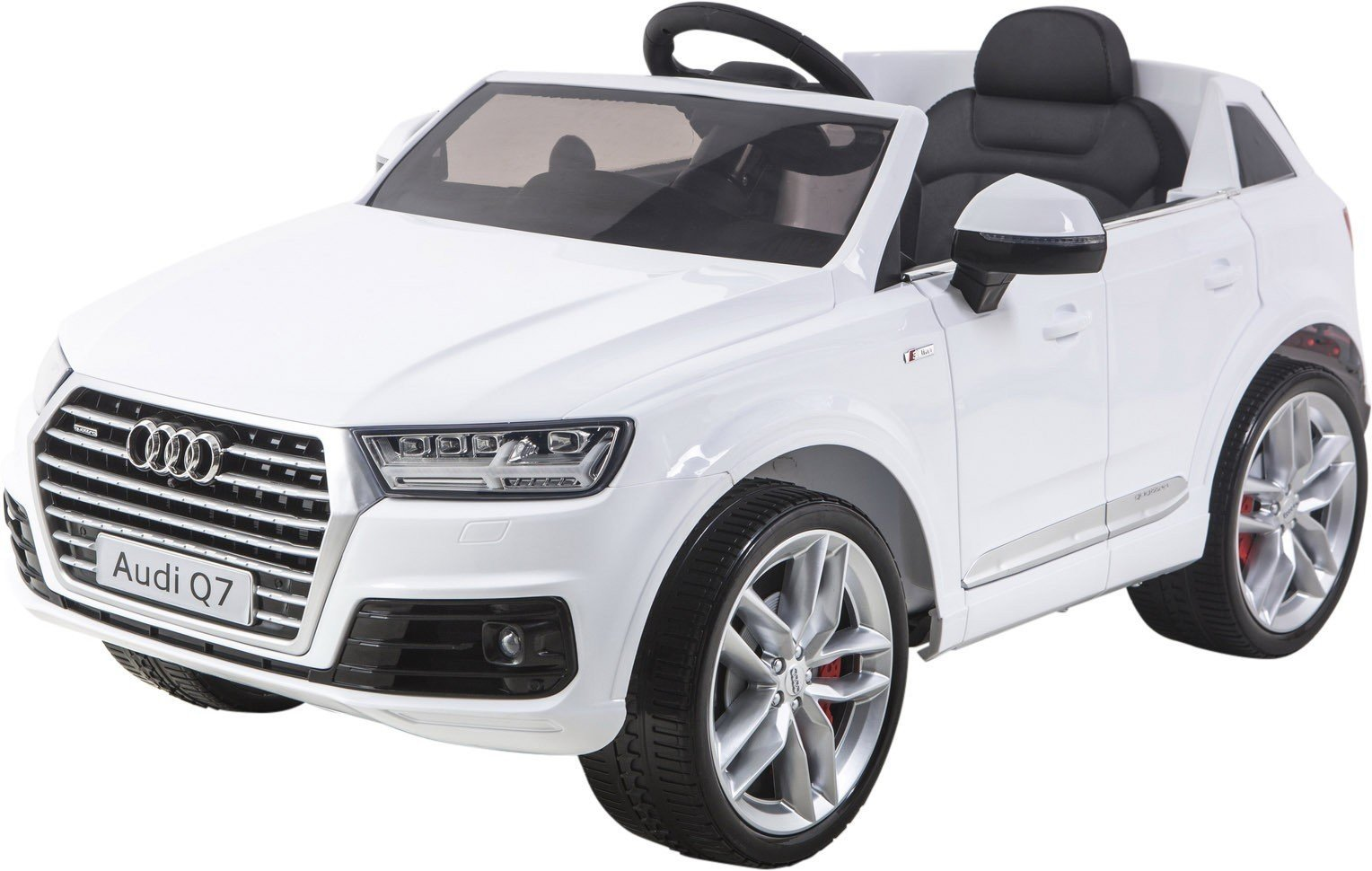 Audi Q7 facelift blanco