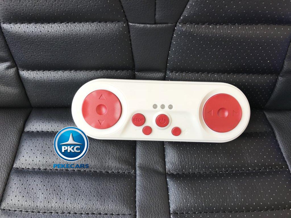 Coche electrico para niños Audi Little R8 Spyder Azul mando radiocontrol
