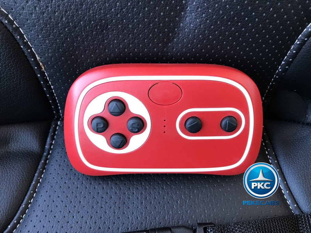 Coche electrico infantil Audi TT Negro con mando radiocontrol