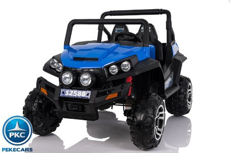 Beach Buggy azul 12V 2.4G 2 Plazas