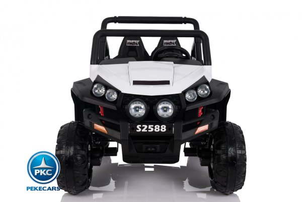 Beach Buggy 24V blanco