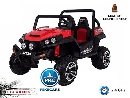 Beach Buggy ROJO 12V 2.4G 2 Plazas