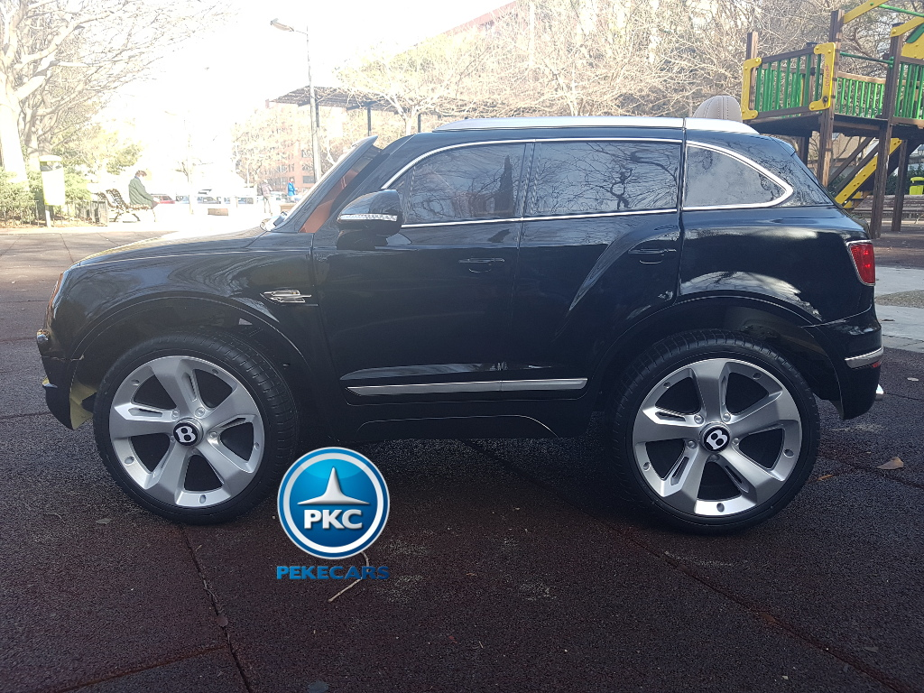 Bentley Bentayga 12V 2.4G Negro