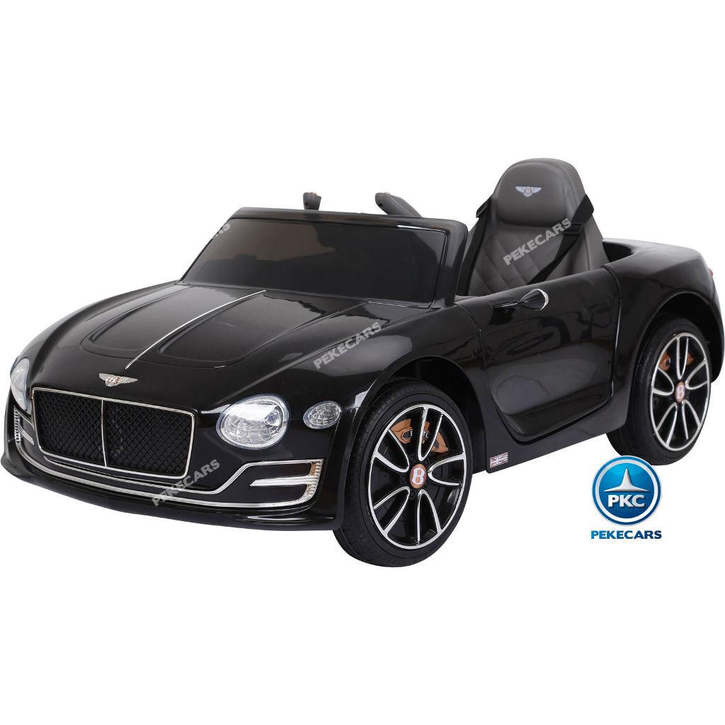 Bentley Exp 12v Negro Pekecars