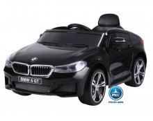 Coche electrico para niños BMW 6 GT 12V Negro Metalizado - vista principal
