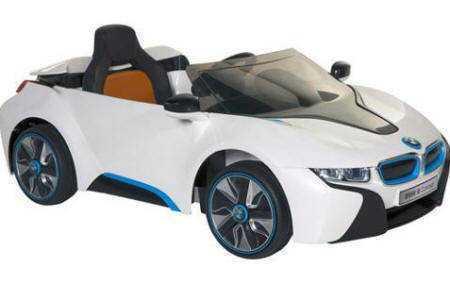 BMW I8 Blanco pekecars
