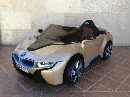 BMW I8 concept champagne Pekecars