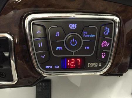 Nuevo Dashboard de control que incluye Radio FM