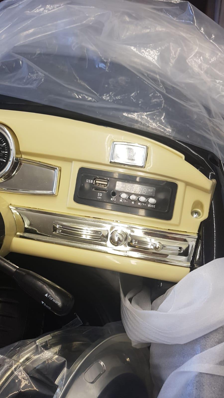 Display Mercedes S300