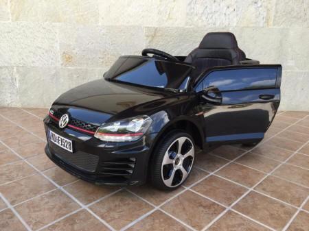Golf GTI 12V negro