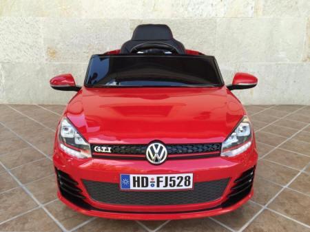 Golf GTI 12V rojo