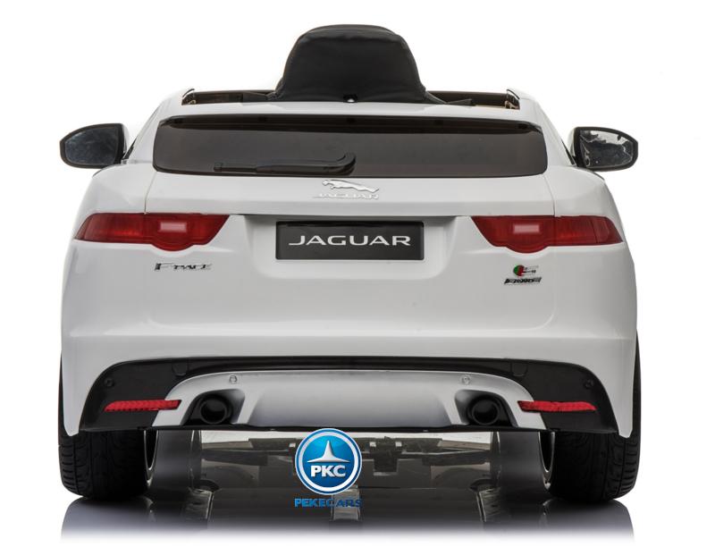 Jaguar F-Pace 12V 2.4G Blanco