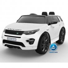 Land rover discovery blanco
