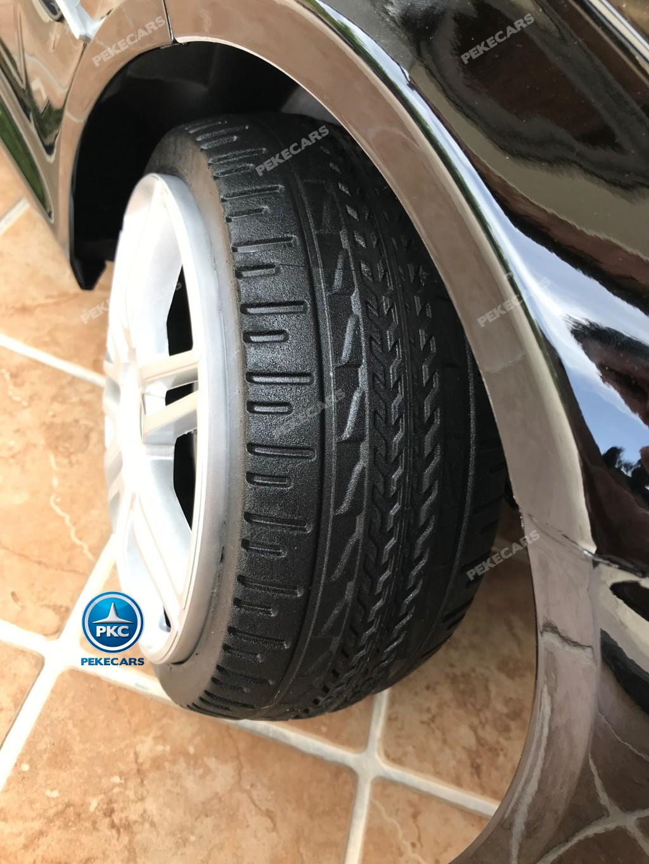 Coche electrico infantil Mercedes SL500 Negro Metalizado ruedas de caucho antipinchazos