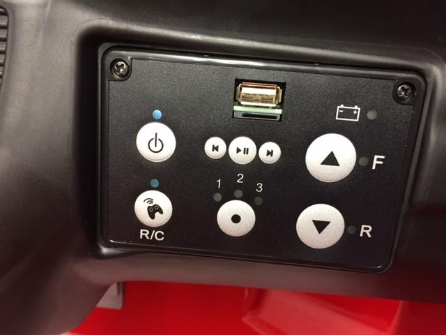 Mercedes ML350 de dos plazas nuevo display