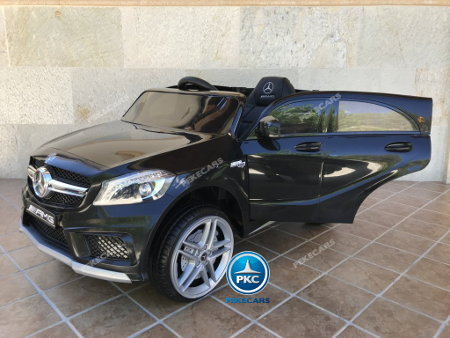 Mercedes A45 12V color negro