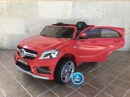 Mercedes A45 12V color rojo