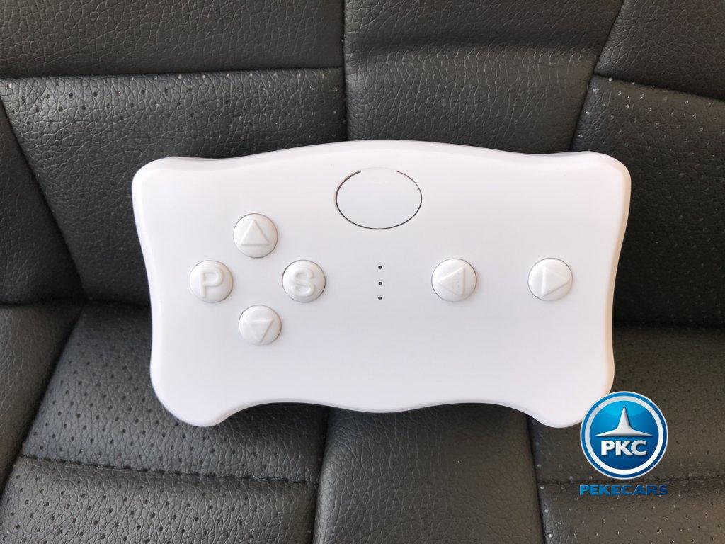Coche electrico para niños Porsche style rojo mando radiocontrol