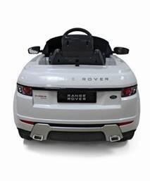 Land Rover Evoque para niños electrico 12V -Vista Trasera - IMAGE