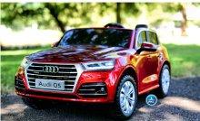 Audi Q5 2 plazas 24V Rojo metalizado