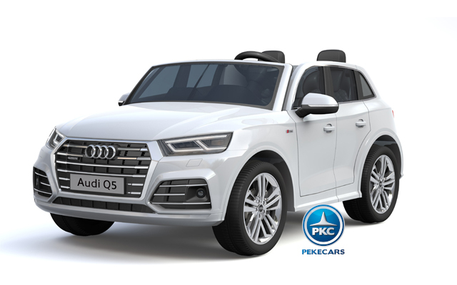 Audi Q5 2 plazas 24V blanco