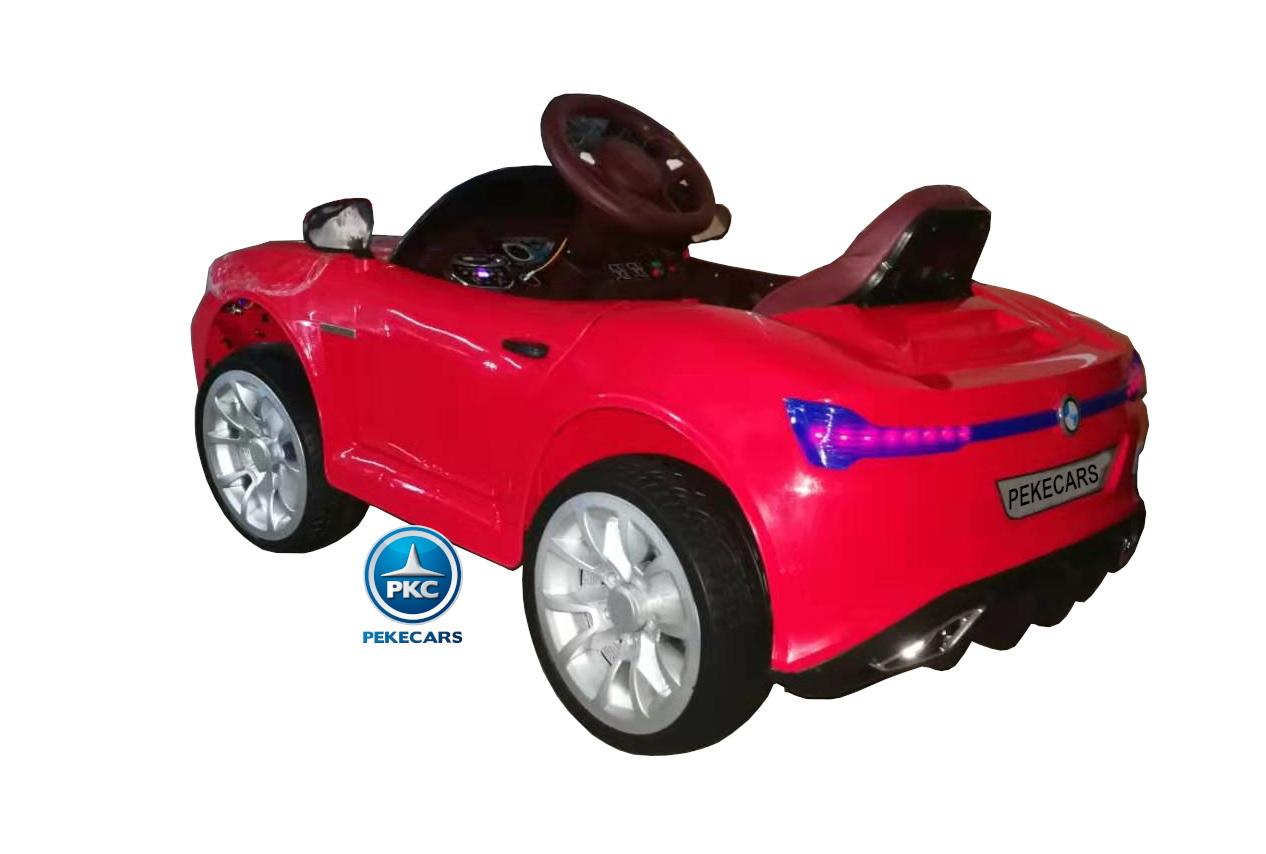 Coche electrico para niños BMW M8 Style rojo