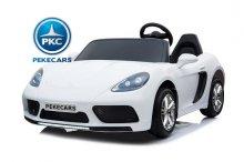 Deportivo Pekecars XL 24V Blanco