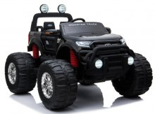 Ford Monster Truck Negro Metalizado
