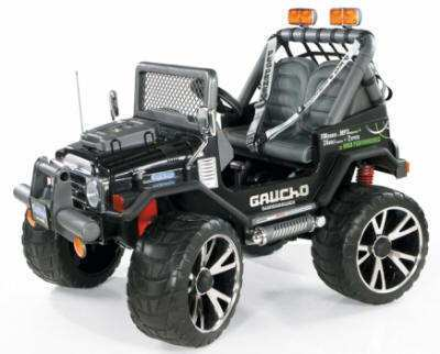 JEEP GAUCHO SUPERPOWER 24V 2P
