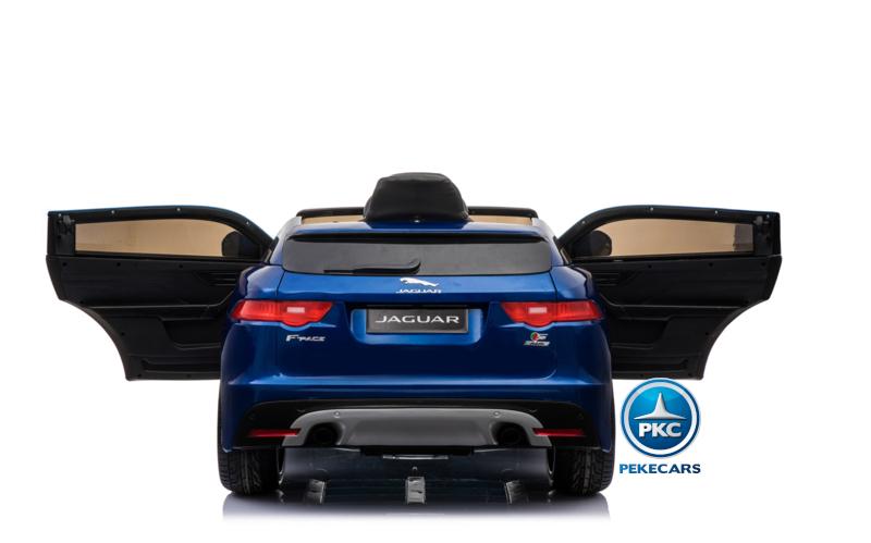 Jaguar F-Pace 12V 2.4G Azul Metalizado