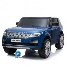 Land Rover Vogue 12V Azul Metalizado