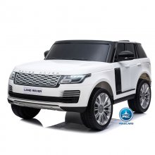 Land Rover Vogue 12V Blanco
