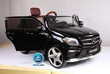 Mercedes GL63 version superior negro Pekecars