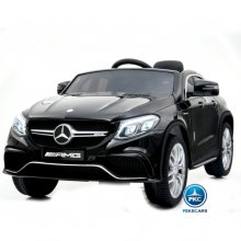 Mercedes GLE63 negro