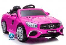 Mercedes SL63 12V Rosa