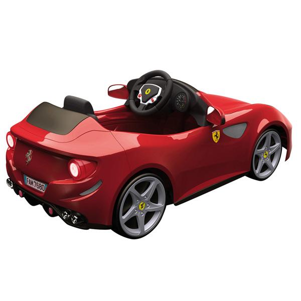 Ferrari FF para niños Rojo