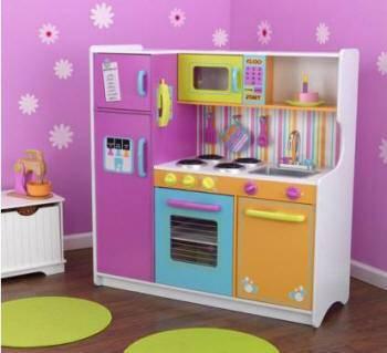 Cocinitas de madera infantiles pekecars - Cocinas para ninos de juguete ...