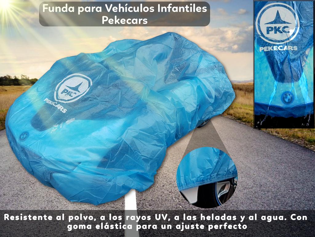 Funda para vehículos infantiles Pekecars