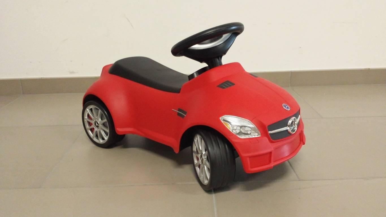 Correpasillos Mercedes SLK 55 Rojo