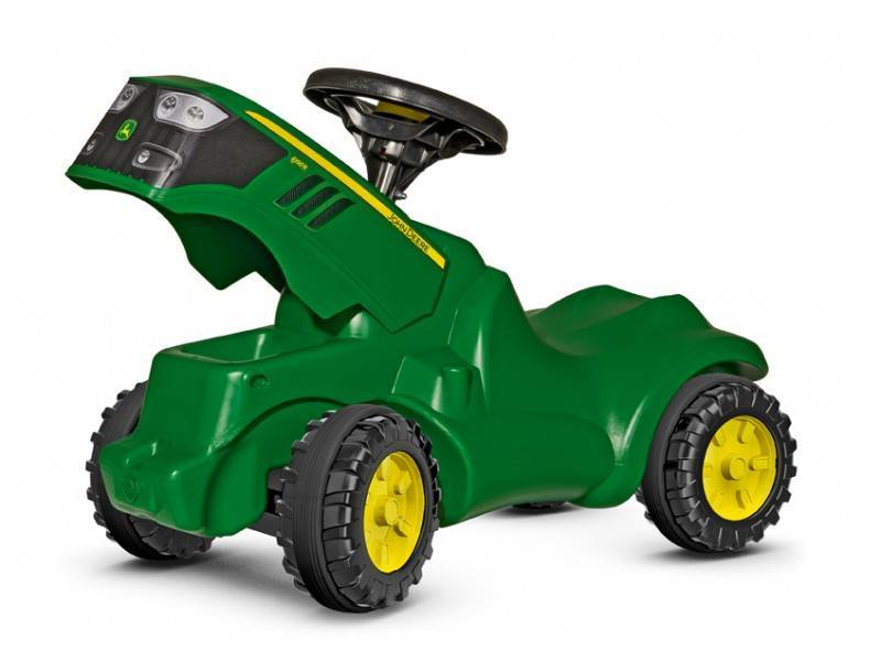 Correpasillos Mini John Deere 6150 R Verde