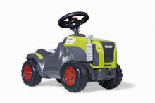 Correpasillos Mini Tractor Claas Xerion