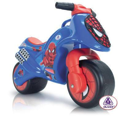 Pekecars correpasillos infantil neox the ultimate spiderman