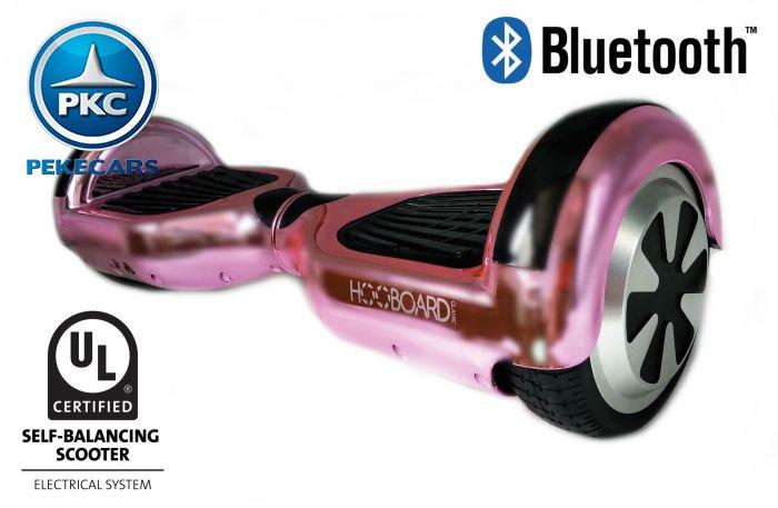 Hoverboard Clasico Rosa