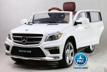 Mercedes GL63 version superio blanco Pekecars