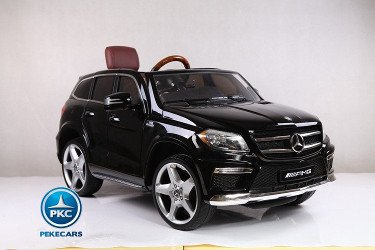 Mercedes GL63 version super luxe negro pintado Pekecars