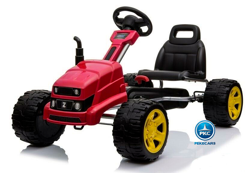 Kart a pedales Case III Style