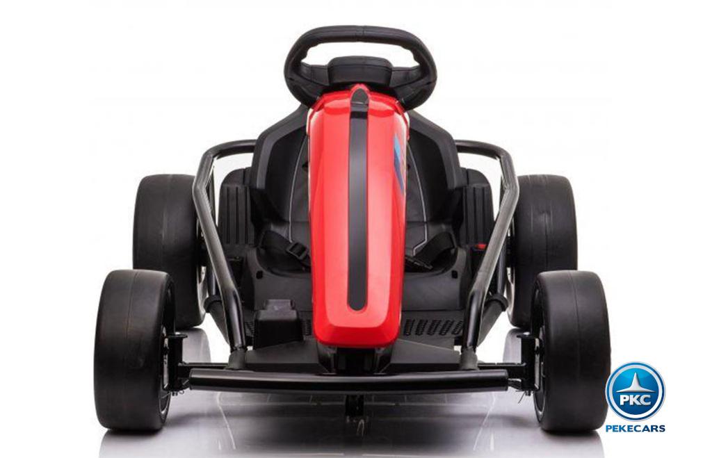 Kart electrico FX-I rojo